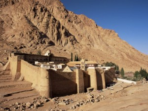 Overnight Travel to St. Catherine Monastery