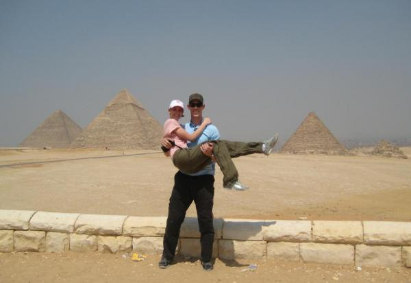 Pyramids, Alexandria and Nile Cruise Tour Package