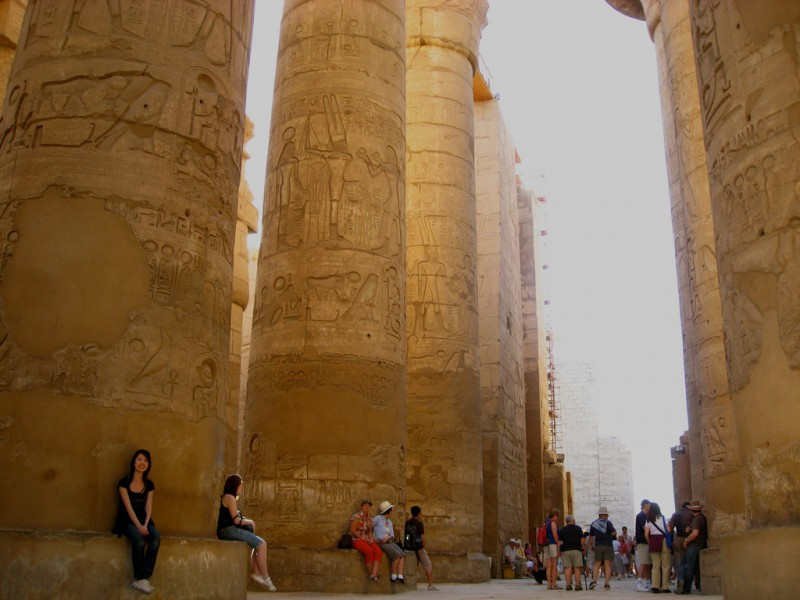 Pyramids, Aswan, Luxor, Alexandria and Nile Cruise Tours
